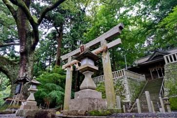 Shrine near Kakegawa