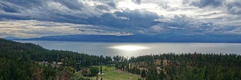 Flathead Lake, Bigfork