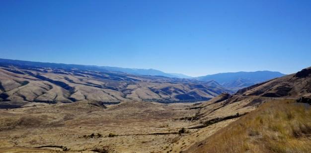 White Bird Pass, above Riggins, Idaho