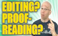 editing and proofreading tips