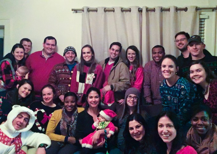 2016 Resident Christmas Party