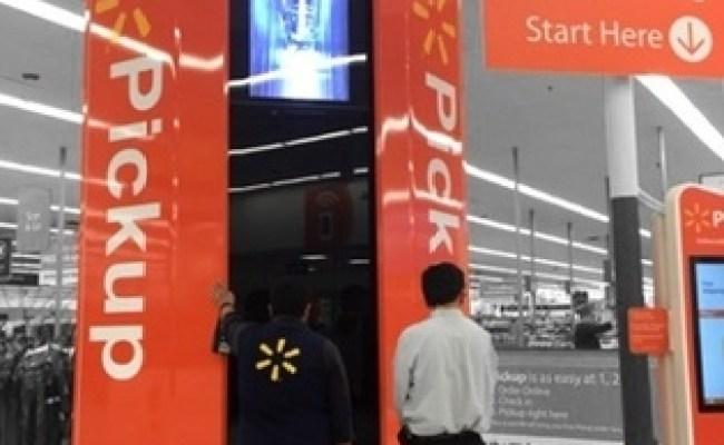 Walmart Retail Automation New Bopus Machine