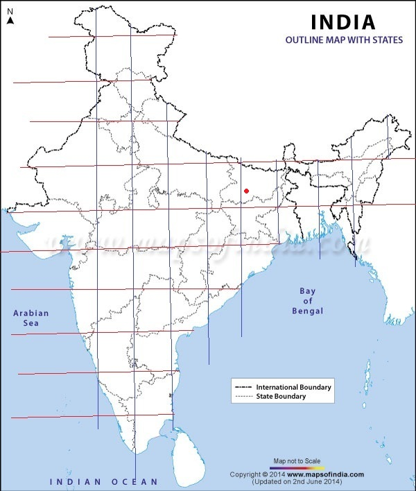 INDIAN HISTORY THROUGH MAP- PART-R – HISTORY AND GENERAL STUDIES