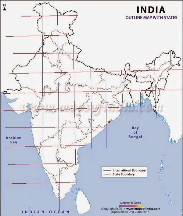 Indian History Through Map Part G Self Study History