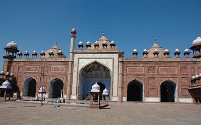 Jama Masjid Agra
