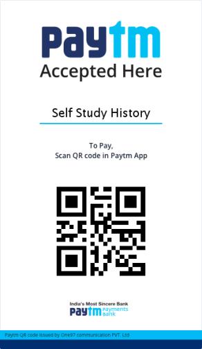 QR Code Paytm