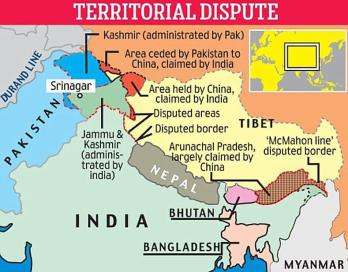 Border-Dispute-between-India-China