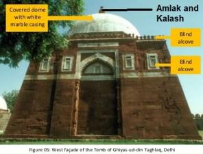 Ghiasuddin Tughluq tomb