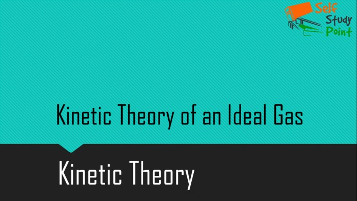Kinetic Theory of an Ideal Gas