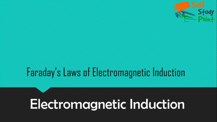 Faraday's Laws of electromagnetic induction