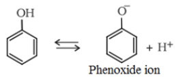 Physical properties of Phenols