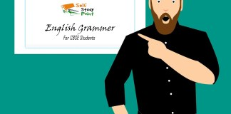 english grammer for CBSE Students