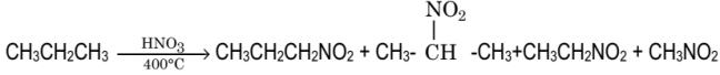 Nitration of Alkanes