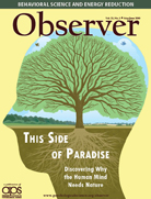 Observer MAY/JUNE 2010 cover