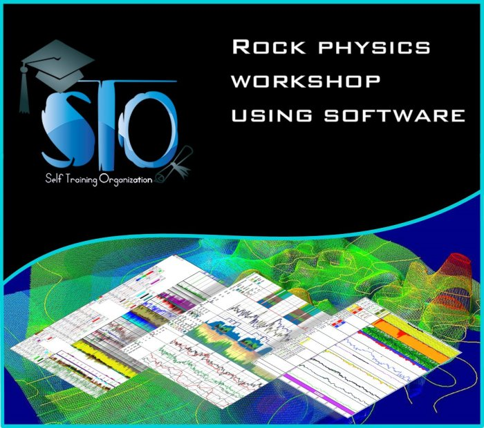 Theoretical and Practical workshop of Rock Physics using the software