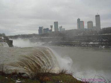 Niagara Falls, American