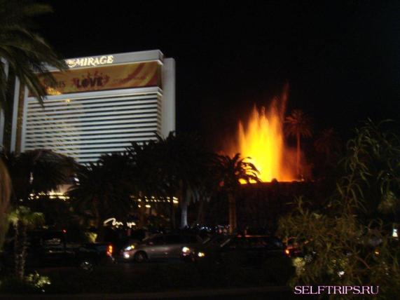 Casino hotel Mirage