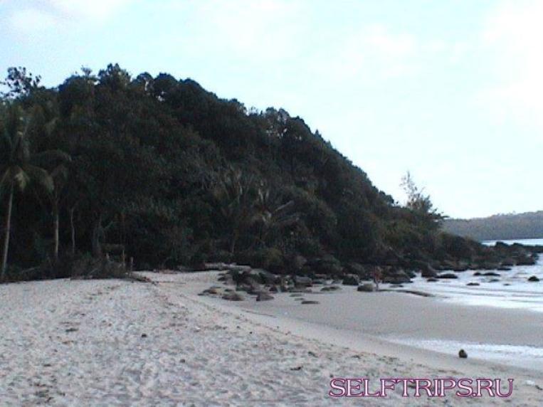 Пляжи Ко Куд.