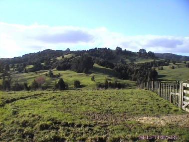 Мыс Реинга - самая северная точка Новой Зеландии