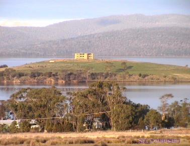 Тасмания: Хобарт, порт Артур и  Росс