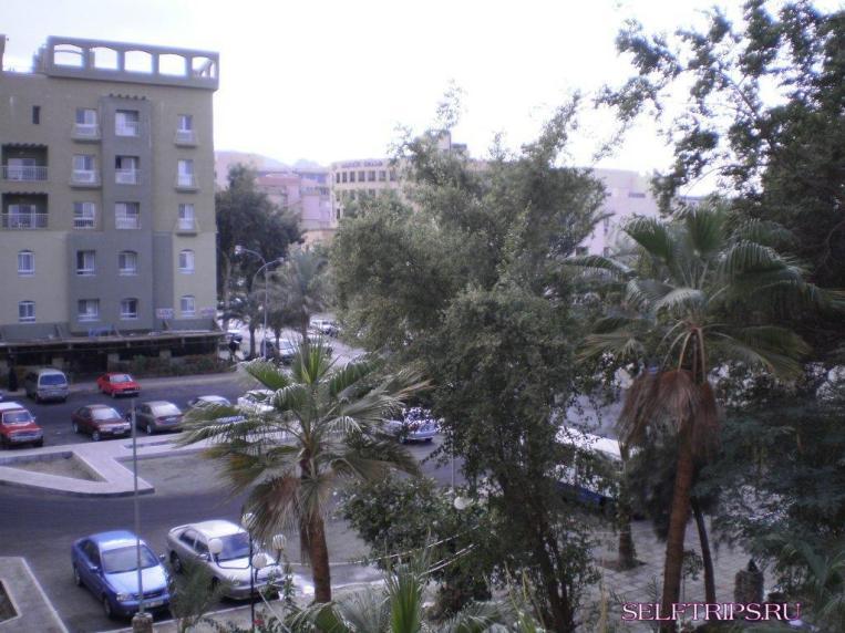 Акаба - Петра - Амман.