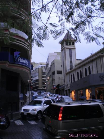 Бейрут - Амман.
