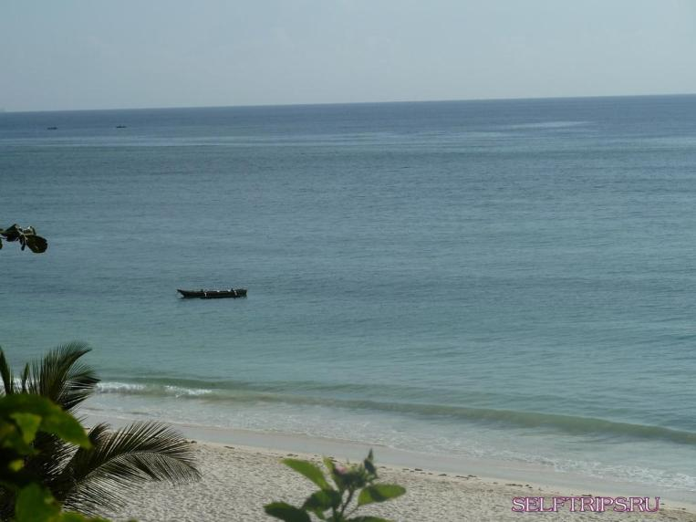 Пляж Диани - лучший пляж мира.