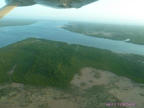 Остров Ламу.