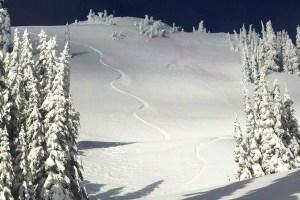 Hurrican ridge ski area