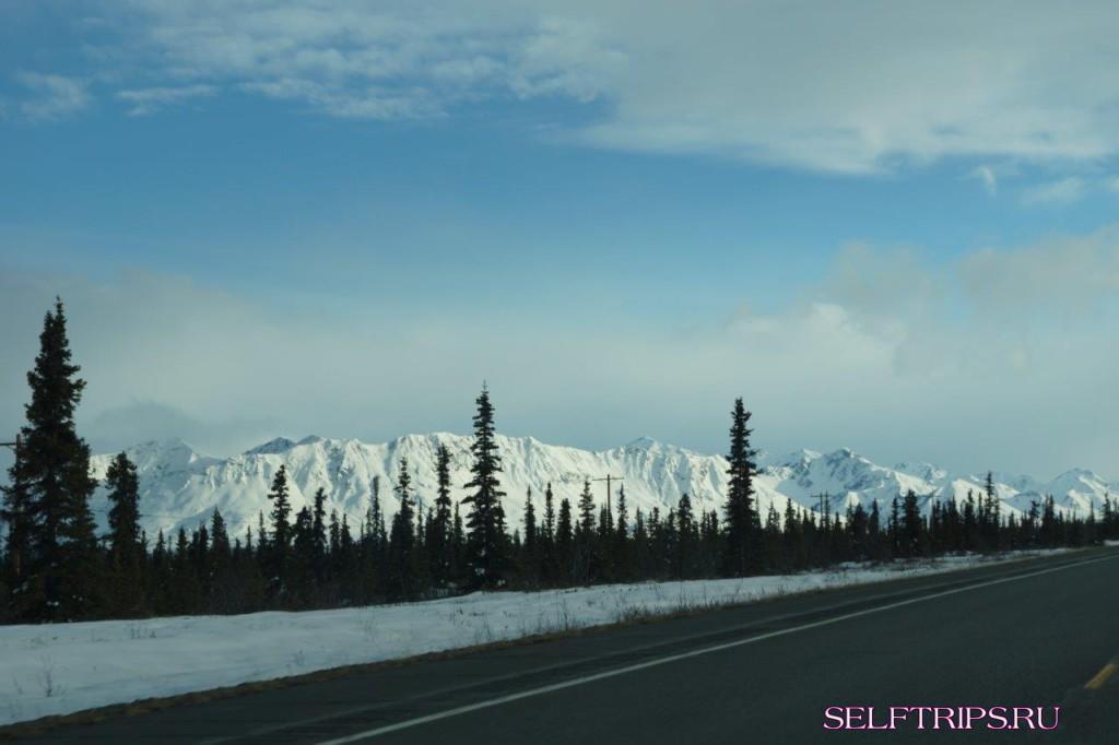 Дороги Аляски
