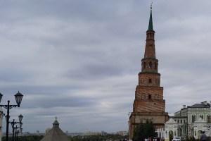 Suyumbike Tower