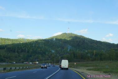 Route Chelyabinsk – Naberezhnye Chelny
