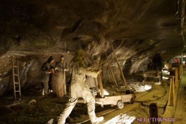 Соляные шахты Величка