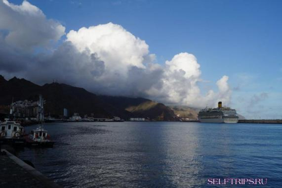 Тенерифе, Канарские острова