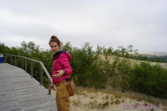 Куршская коса, Литва