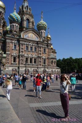 Достопримечательности Санкт-Петербурга за один день