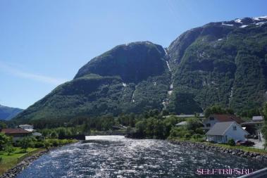 Эйдфьорд, Норвегия