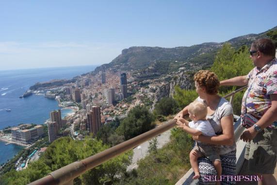 Лазурный берег: Монте-Карло и Канны