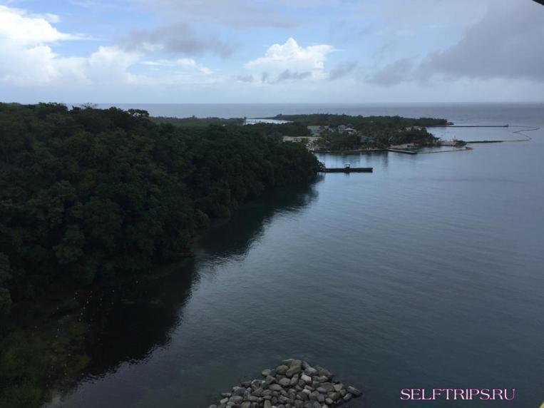 Остров Роатан, Гондурас