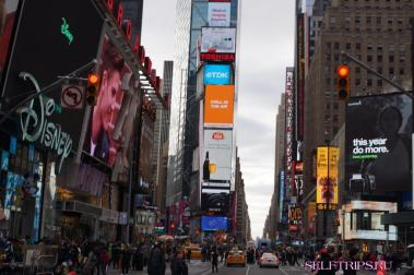 Новый год в Нью-Йорке