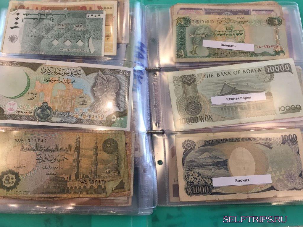Какую валюту брать в путешествие