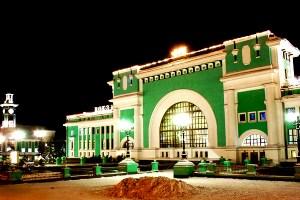 Station Novosibirsk-Main