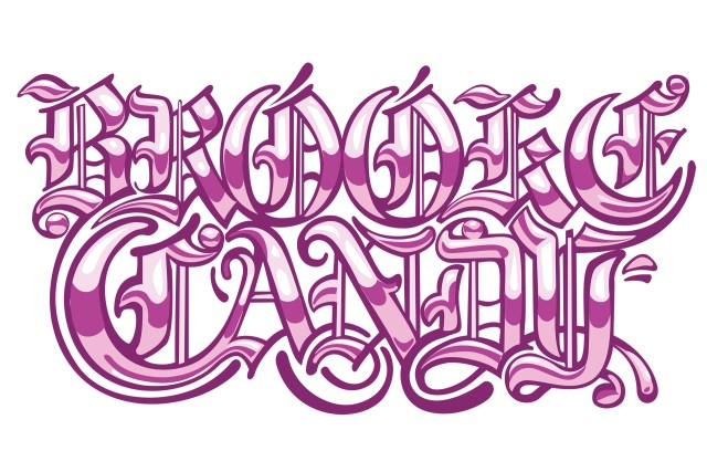 galore magazine brooke candy letters typography typeface font self selfuno artist graphic designer illustrator for hire january 2014
