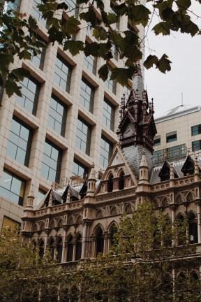 Intercontinental Hotel, Melbourne Australia