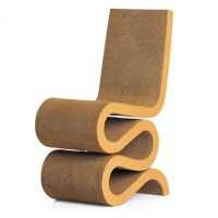 Vitra Wiggle Side Chair - Selig Wohndesign
