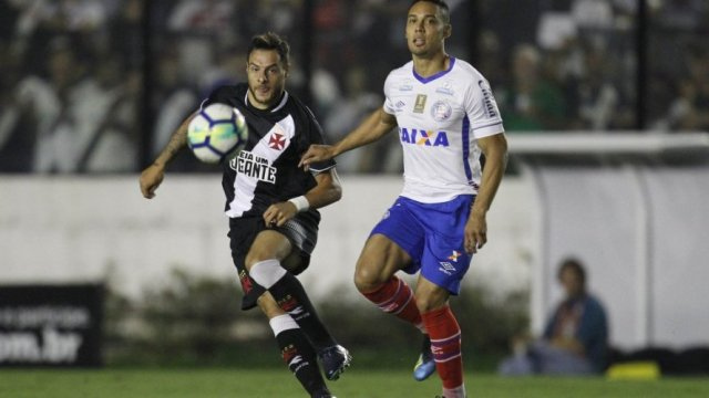 Bahia perde para o Vasco, mas avança para as quartas de final da Copa do Brasil 1