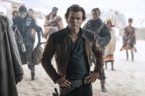 SOLO: A STAR WARS STORY – A Review by John Strange