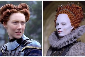 MARY QUEEN OF SCOTS – A Review by Gadi Elkon
