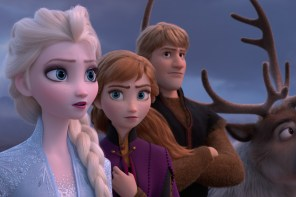 FROZEN II – A Review by Cynthia Flores