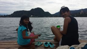 Lake Bled, Slovenia http://www.selimsraasta.com/2014/08/25/swimming-in-emerald-green-waters-beautiful-lake-bled-slovenia/